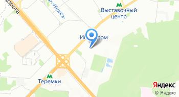 Фалькон на карте