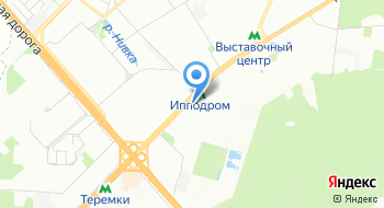 Ледовый стадион на карте