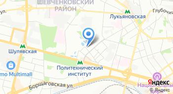Курьерская служба GrandEx на карте