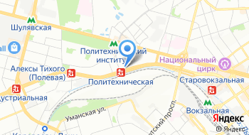 Салон косметологии Космофитнес на карте