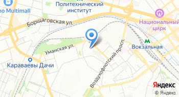Компания Грануляторы Украины на карте