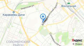 Национальный университет обороны Украины им. И. Черняховского на карте