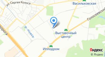 Информационно-вычислительный центр Киевского национального университета имени Тараса Шевченко на карте