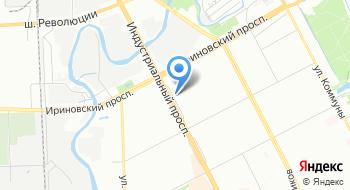 Дом антенн на карте