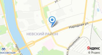 Прокуратура Невского района на карте