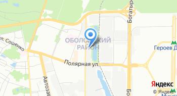 СТО Абскар на карте