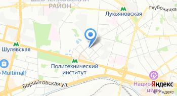 Компания Доступное жилье Украины на карте
