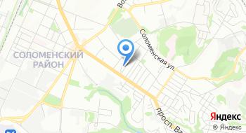 Летная школа Кондор на карте
