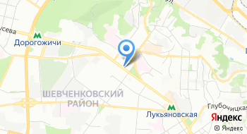 Профсоюз работников Вооруженных Сил Украины на карте