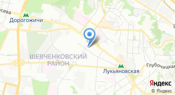 Институт религиозных наук св. Фомы Аквинского на карте