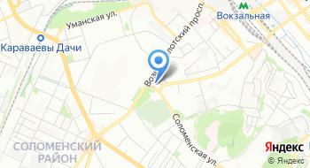 Компания Автоэксперт на карте