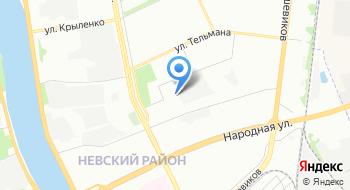 Sра-центр Надежда на карте