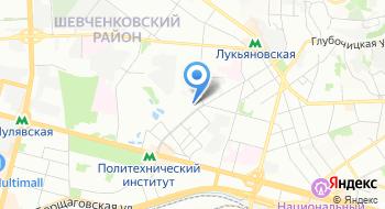 Научно-технический комплекс Электронприбор на карте