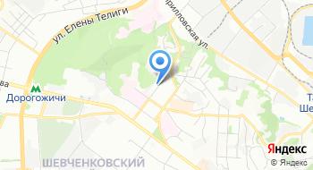 ЗАГС Шевченковского района на карте