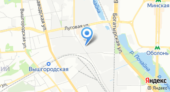 Производственная компания Бетон комплекс на карте