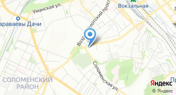 Компания Экспотроника-Украина на карте