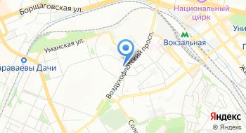 Гимназия №178 г. Киева на карте