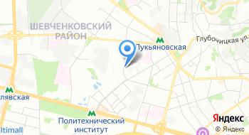 Компания Энергомаш на карте