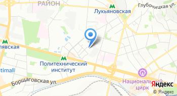 НПО Киевский завод автоматики им. Г.И. Петровского на карте