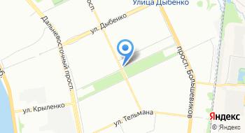 ТСЖ Искровский 32 на карте