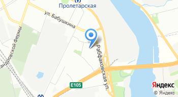 Росметаллторг на карте