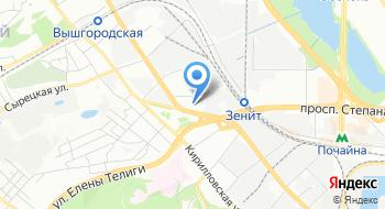 Компания Atlas Copoco Ukraine на карте