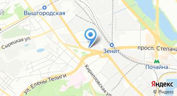 Форс Украина на карте
