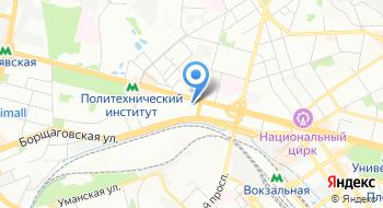 Компания Киев-Зеркало на карте