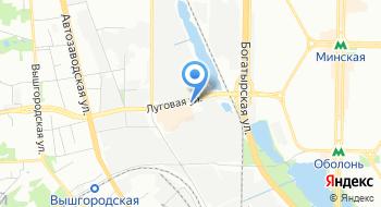 Киевская городская таможня ГФС Отдел таможенного оформления №3 Таможенного поста Специализированный на карте