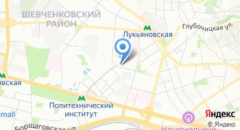 Интернет-магазин VTeme.kiev.ua на карте