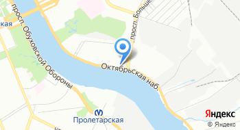 Паркет-Петербург на карте