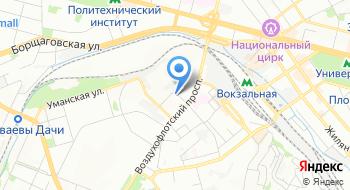 Компания Вент-проект на карте