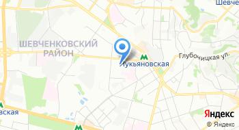Главное управление Национальной полиции в Киевской области Следственное управление на карте
