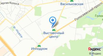 Кондитерский магазин Солодкый кошик на карте