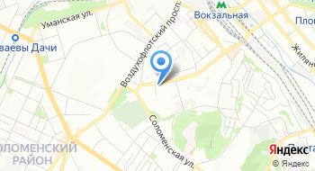ГП Научно-исследовательский и конструкторско-технологический институт городского хозяйства на карте