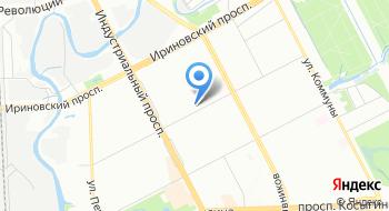 Торгово-производственная компания Бионт на карте