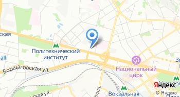 Компания Эстет портал на карте