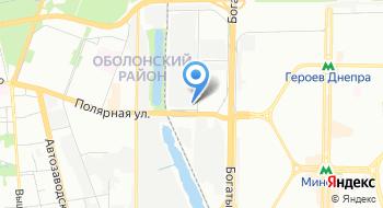 Энергетическая компания Banisa Energy Ukraine на карте