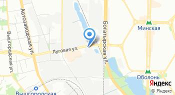 Компания UPsolute Украина на карте