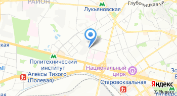 IT-компания MTI на карте