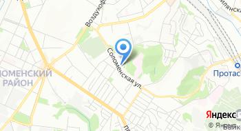 Государственная служба специальной связи и защиты информации Украины на карте
