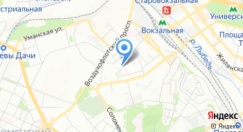 Интернет-магазин Kulturist на карте