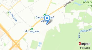 Национальный комплекс Экспоцентр Украины на карте