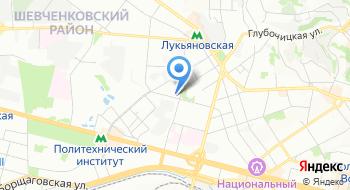 Магазин Этюд на карте