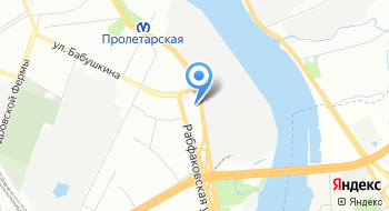 Скайран на карте