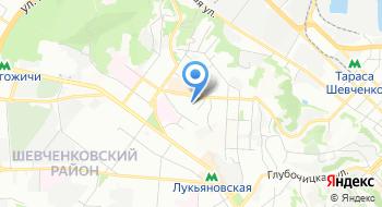 Государственная налоговая инспекция Шевченковского района на карте