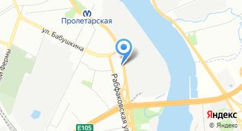 Автобусная станция Троицкое поле на карте