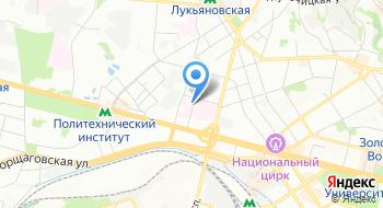 Специализированная антикорупционная прокуратура Украины на карте