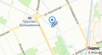 Медицинский центр доктора Лемешева на карте