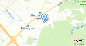 Пейнтбольный клуб Ganz на карте